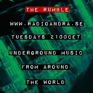 The Rumble show ident green