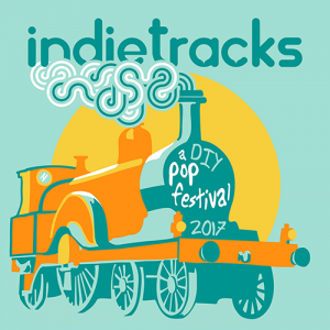 Indietracks Festival 2017 logo