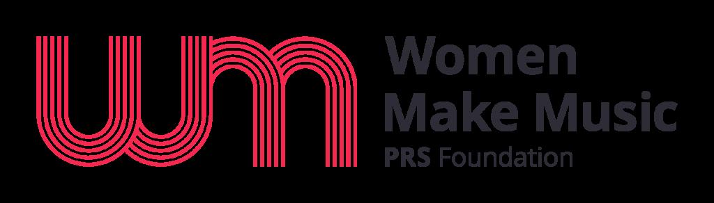 PRS Foundation Women Make Music logo