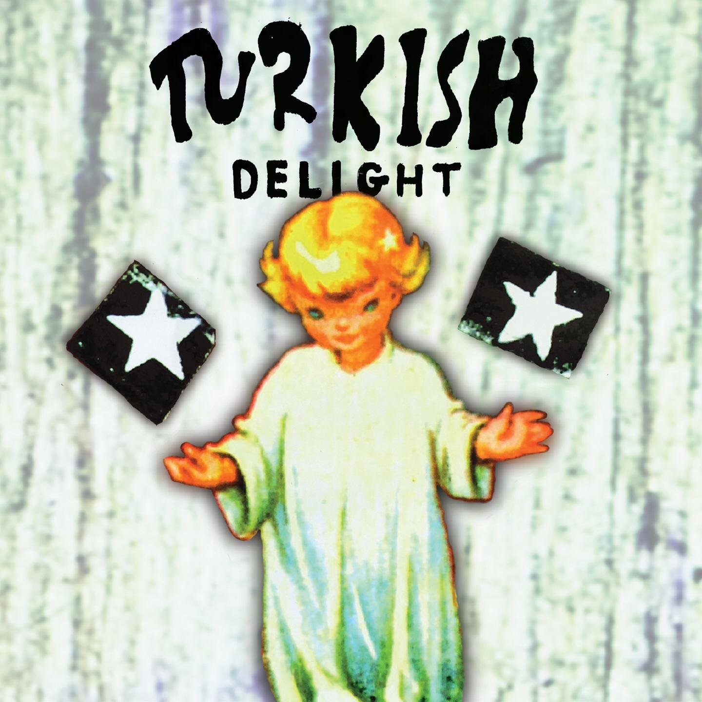 Turkish Delight reissue cover art