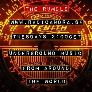 The Rumble show ident