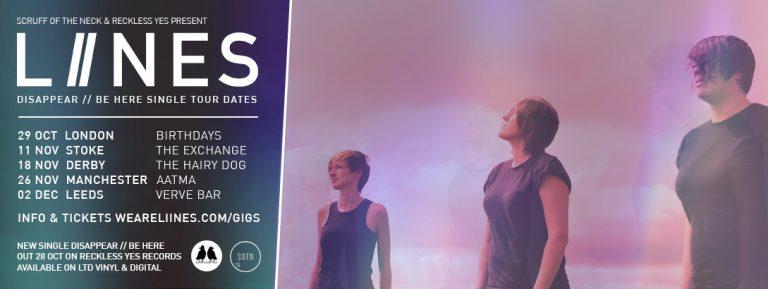 LIINES tour dates
