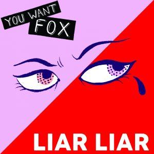 Liar Liar single artwork