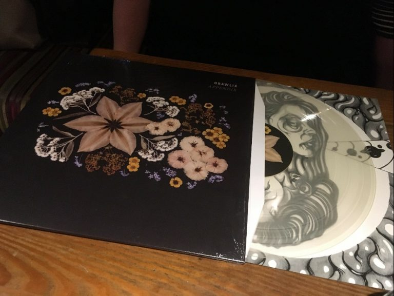 Grawl!x album artwork
