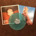 Mark Morriss Look Up blue vinyl