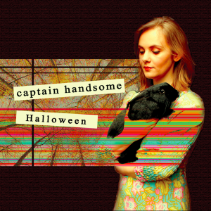 Captain Handsome - Halloween cover art