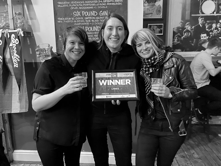 LIINES win City Life Award 2020