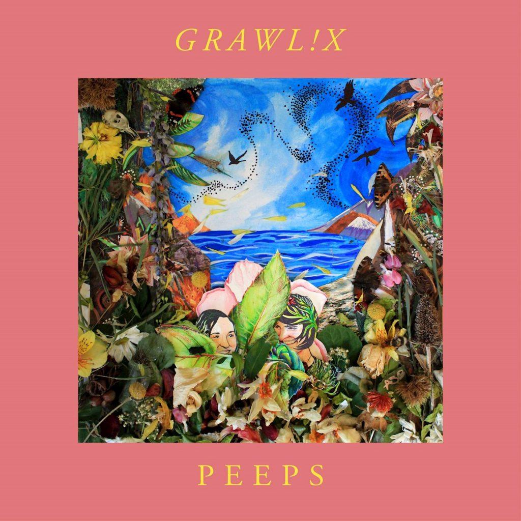 Grawl!x - Peeps - album cover art