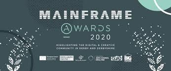 Mainframe Awards 2020 logos