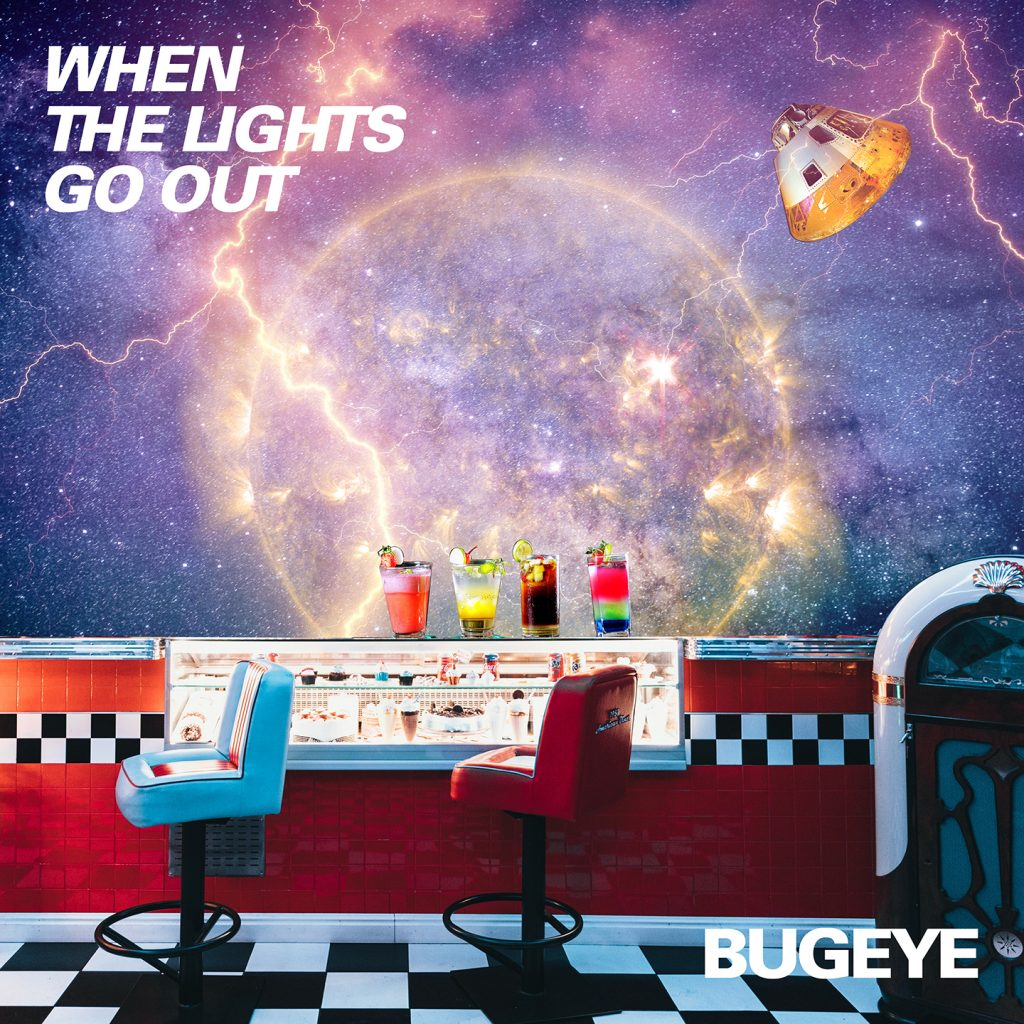 Bugeye When The Lights Go Out artwork